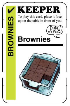 Brownies Keeper