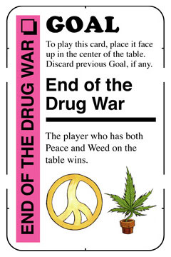 Goal: End the Drug War