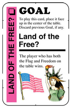 Goal: Land of the Free