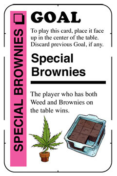 Goal: Special Brownies
